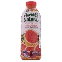 美国进口佛罗瑞达葡萄柚汁1L