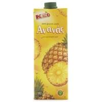 塞浦路斯凯莉欧菠萝汁饮料1L