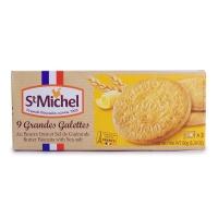 法国圣米希尔经典黄油曲奇饼干150g