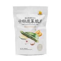 自然果实什锦蔬菜脆片60g
