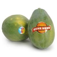 Dole菲律宾非转基因木瓜1个(300g起)