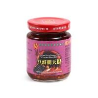 台湾度小月豆豉朝天椒130g