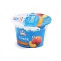希腊奥林匹斯牌桃子脱脂发酵乳150g