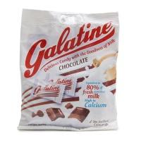 意大利佳乐锭巧克力味牛奶糖100g