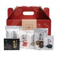 大地厨房阖家团圆干货礼盒1kg