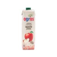 希腊进口莱果仕苹果汁1L