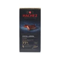 德国哈骑仕77%黑排块巧克力100g