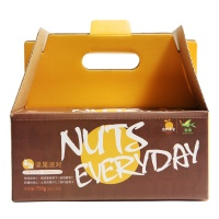 自然果实每日坚果派对25g*30包