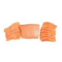 原装进口法罗群岛冷冻三文鱼(腰肉)300g