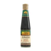 李锦记蒸鱼豉油410ml
