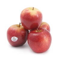 安心优选新西兰红玫瑰(rose)苹果4粒装