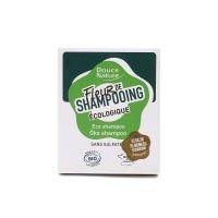 法国柔舒然绿粘土洗发皂(清爽控油)85g
