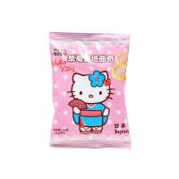 波路梦hello kitty草莓蛋塔曲奇28g