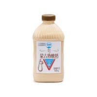 雪原牌蒙古熟酸奶1kg
