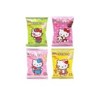 波路梦hello kitty系列曲奇小饼四味组套28g*4