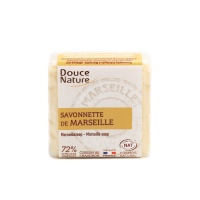 法国进口白色棕榈油马赛皂100g