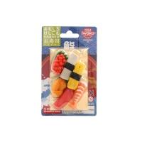 日本iwako手握寿司儿童积木玩具橡皮