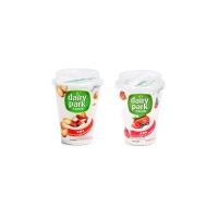 牛奶乐园草莓树莓紫米+黑糖甘蔗马蹄口味酸奶290g*2