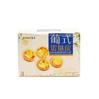 西厨贝可葡式蛋挞皮(18只)414g