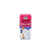 德国萨克森3.5%脂肪含量全脂高温杀菌奶