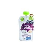 Little Freddie小皮 发酵乳蓝莓香蕉泥100g