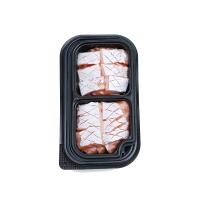 春播冰鲜水产大西洋三文鱼日式腹肉刺身145-155g