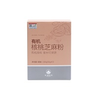 大地厨房有机核桃芝麻粉300g(30g×10)