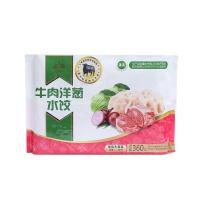 文德丰牛肉洋葱水饺360g