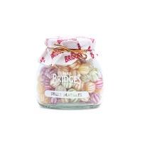 桥太太什锦水果味弹珠形糖果155g