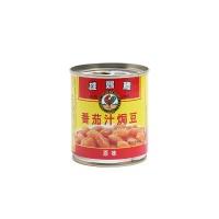 雄鸡标番茄汁焗豆230g