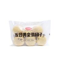 唐野诚品五谷黄金菜团子(圆红萝卜粉丝)600g