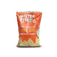 英国进口奇亚籽玉米片135g