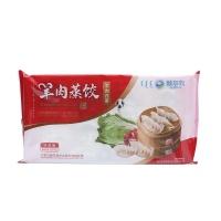蒙古羊肉白菜蒸饺460g