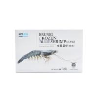原装进口冻文莱蓝虾(21-30只\kg)380g