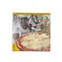意大利直采四喜芝士披萨320g