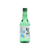 韩国新真露竹炭酒360ml