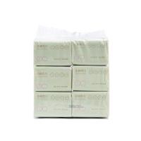 天然有机彩棉柔巾六连包组合装