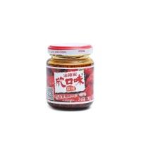 香辣脆油辣椒110g