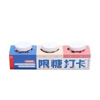 乐纯限糖打卡风味发酵乳三连杯120g×3