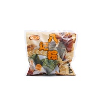 八记潮汕蛋黄红枣清甜粽560g(8粒)