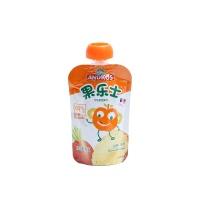 果乐士胡萝卜菠萝果蔬果泥90g
