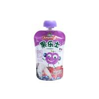 果乐士芋头蓝莓荔枝果蔬果泥90g