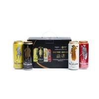 德国瓦伦丁啤酒500ml×12听(混合装)