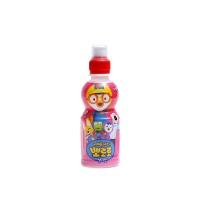 韩国啵乐乐草莓味饮料235ml