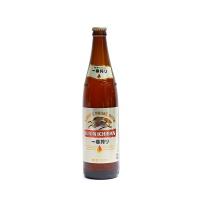 麒麟一番榨啤酒600ml