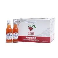 福佳玫瑰红啤酒248ml×24