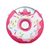 甜甜圈水壶380ml  粉白色