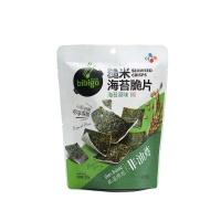 必品阁糙米海苔脆片原味20g