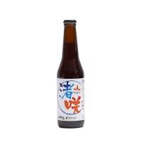 日本世嬉百合花天然酵母啤酒330ml