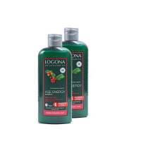 诺格娜咖啡因防脱洗发水250ml×2